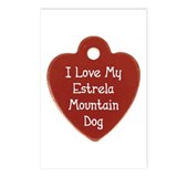 Love My Estrela Postcards (Package of 8)