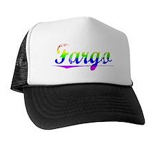 Fargo, Rainbow, Trucker Hat