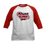 alijah loves me Tee
