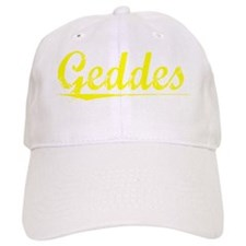 Geddes, Yellow Baseball Cap