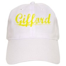 Gifford, Yellow Baseball Cap