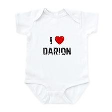 I * Darion Infant Bodysuit
