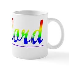 Gifford, Rainbow, Mug