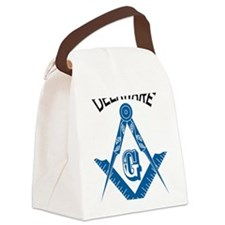 Delaware Freemason Canvas Lunch Bag