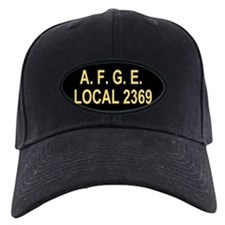 AFGE Local 2369 <BR>Baseball Hat 4