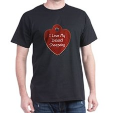 Love My Sheepdog T-Shirt