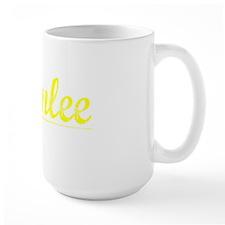 Greenlee, Yellow Mug