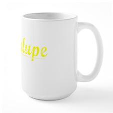 Guadalupe, Yellow Mug