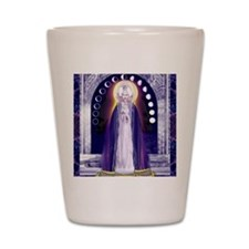KUAN YIN WATER-MOON GODDESS BLESSINGS Shot Glass