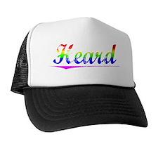 Heard, Rainbow, Trucker Hat