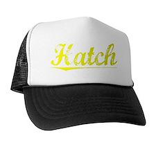 Hatch, Yellow Trucker Hat