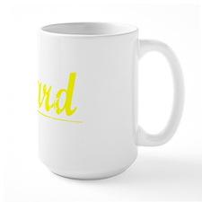 Heard, Yellow Mug