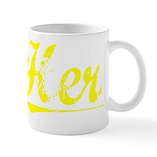 Fancher, Yellow Mug