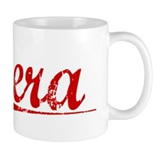 Sera, Vintage Red Mug