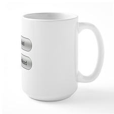 Upload Download  Mug