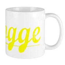 Hogge, Yellow Small Mug