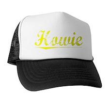 Howie, Yellow Trucker Hat