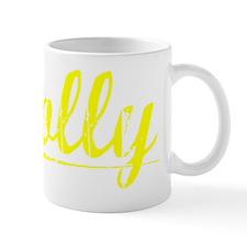 Holly, Yellow Mug