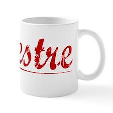 Silvestre, Vintage Red Mug
