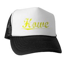 Howe, Yellow Trucker Hat