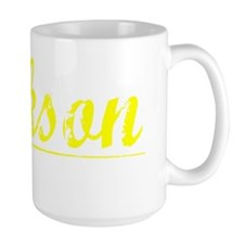 Jackson, Yellow Mug