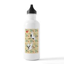 Soaring Cranes Water Bottle