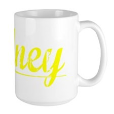 Kidney, Yellow Mug