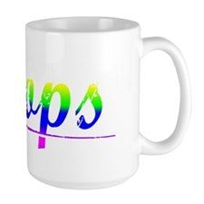 Hoops, Rainbow, Mug