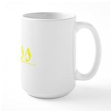 Kiss, Yellow Mug