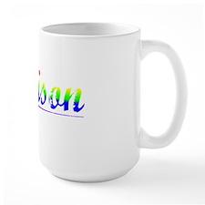 Jamison, Rainbow, Mug
