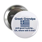 Greek Grandpa-Good Lkg Button