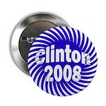 Clinton 2008 Spiral 2.25