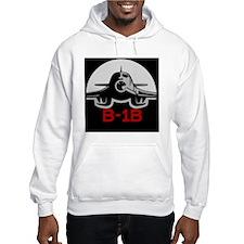 B-1B Bone Hoodie