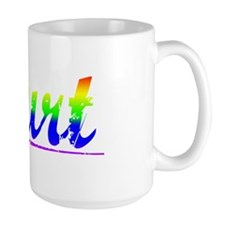Kurt, Rainbow, Mug