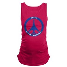 B-1B Lancer - Peace Is Our Prof Maternity Tank Top