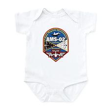 AMS-02 Infant Bodysuit