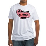 alena loves me Shirt