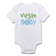 Vegan Baby Boy Onesie
