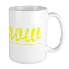 Morrow, Yellow Mug