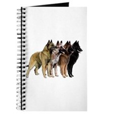Cool White shepherd Journal