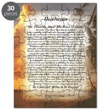 The Desiderata Poem by Max Ehrmann Puzzle