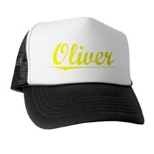 Oliver, Yellow Trucker Hat