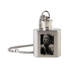 Buke Flask Necklace