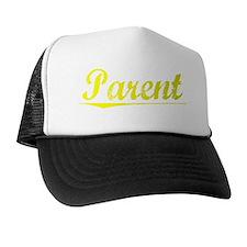 Parent, Yellow Trucker Hat