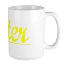 Peter, Yellow Mug