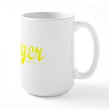 Ranger, Yellow Mug