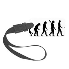 Evolution Figure skating Luggage Tag