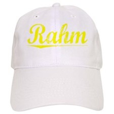 Rahm, Yellow Baseball Cap