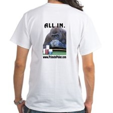 ALL-IN PrimatePoker Shirt