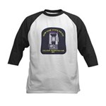 NYSP Collision Investigation Kids Baseball Jersey